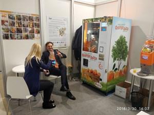 VendExpo 2018. OrangeJuice от 4 апреля 2018 г.