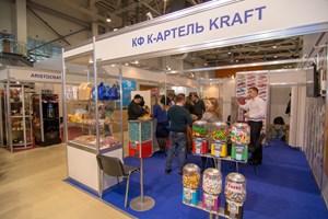 VendExpo 2018. Стенд КФ Артель от 4 апреля 2018 г.
