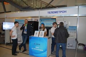 VendExpo 2018. Стенд Телеметрон от 5 апреля 2018 г.