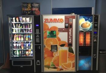 Вендинговый бизнес на кофейных и снековых автоматах